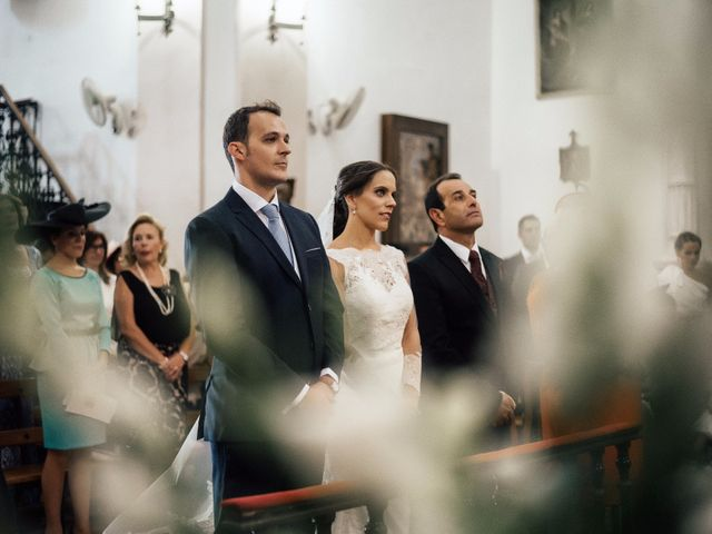 La boda de Juanmi y Eli en Ribera Del Fresno, Badajoz 20