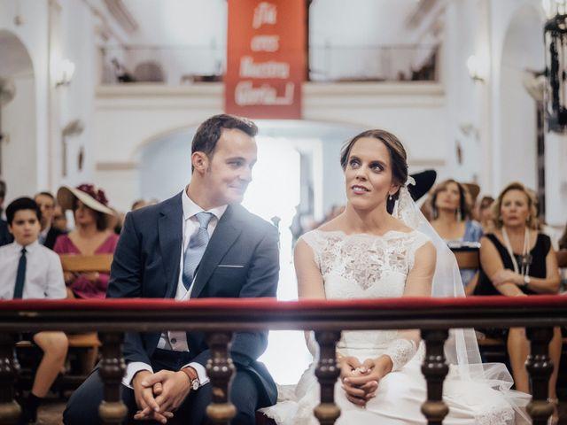 La boda de Juanmi y Eli en Ribera Del Fresno, Badajoz 22