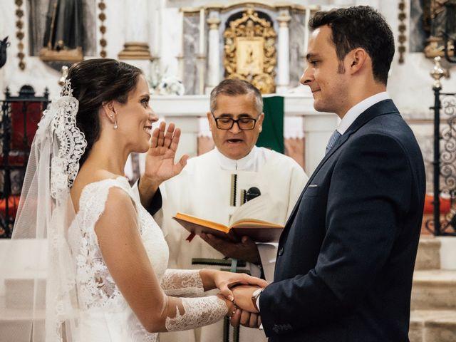La boda de Juanmi y Eli en Ribera Del Fresno, Badajoz 23