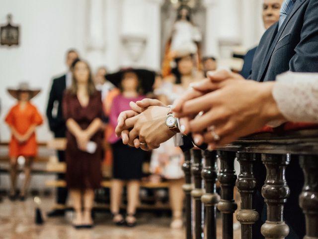 La boda de Juanmi y Eli en Ribera Del Fresno, Badajoz 25