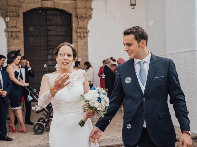 La boda de Juanmi y Eli en Ribera Del Fresno, Badajoz 26