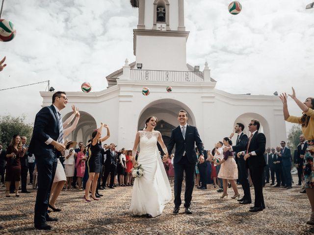 La boda de Juanmi y Eli en Ribera Del Fresno, Badajoz 27