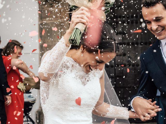 La boda de Juanmi y Eli en Ribera Del Fresno, Badajoz 28