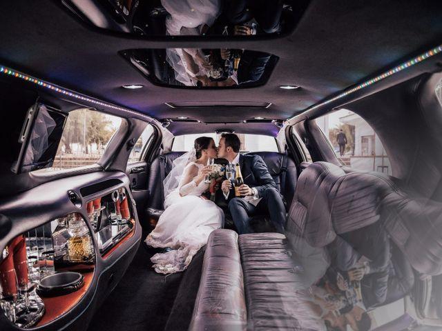 La boda de Juanmi y Eli en Ribera Del Fresno, Badajoz 29