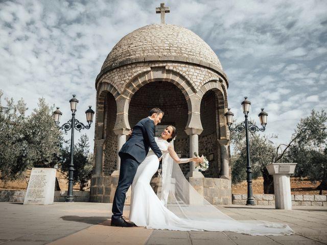 La boda de Juanmi y Eli en Ribera Del Fresno, Badajoz 30