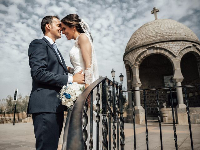 La boda de Juanmi y Eli en Ribera Del Fresno, Badajoz 31