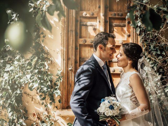 La boda de Juanmi y Eli en Ribera Del Fresno, Badajoz 32