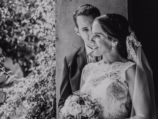La boda de Juanmi y Eli en Ribera Del Fresno, Badajoz 1