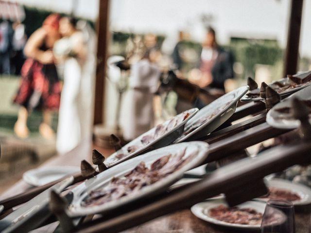 La boda de Juanmi y Eli en Ribera Del Fresno, Badajoz 36