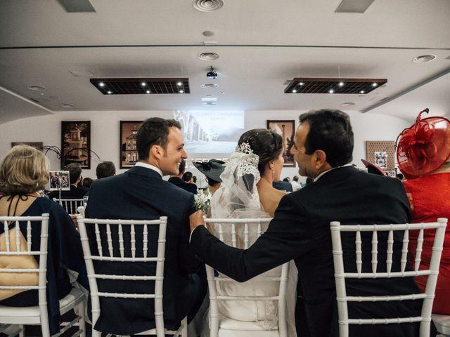 La boda de Juanmi y Eli en Ribera Del Fresno, Badajoz 38