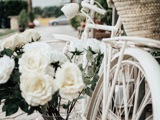 La boda de Juanmi y Eli en Ribera Del Fresno, Badajoz 39