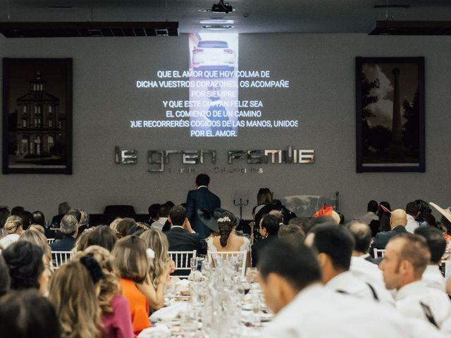 La boda de Juanmi y Eli en Ribera Del Fresno, Badajoz 40