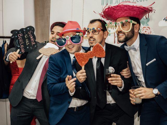 La boda de Juanmi y Eli en Ribera Del Fresno, Badajoz 44