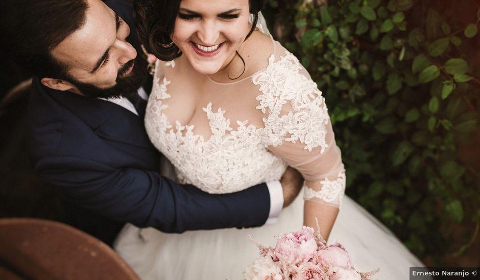 La boda de Rafa y Alba en Almodovar Del Campo, Ciudad Real
