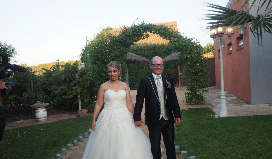 La boda de David  y Veronica en Forallac, Girona