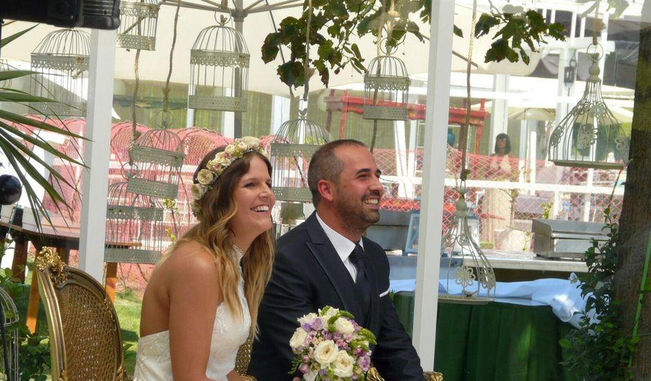 La boda de Victor y Irene en Castejon, Navarra