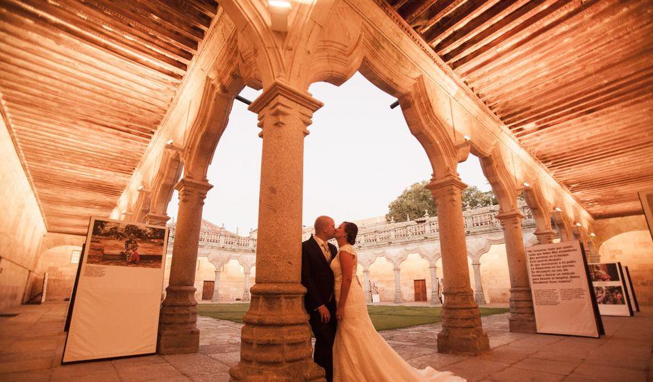 La boda de Victor y Marta en Salamanca, Salamanca