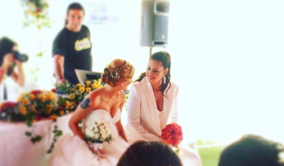 La boda de Alexandra y Carla en Llagostera, Girona
