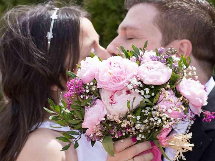 La boda de Roser y Martín