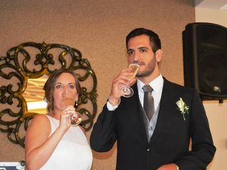 La boda de Alicia y Pablo