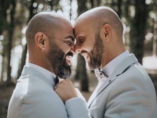 La boda de Airam y Perico