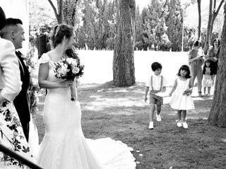 La boda de Yolanda y David 1