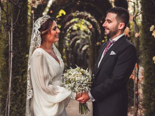 La boda de Matia y Gonzalo