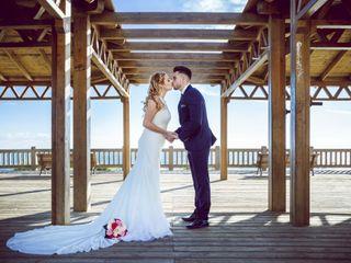 La boda de Loli y Daniel