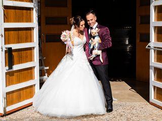 La boda de Javier y Vanesa