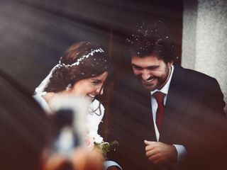 La boda de Fátima y Manu