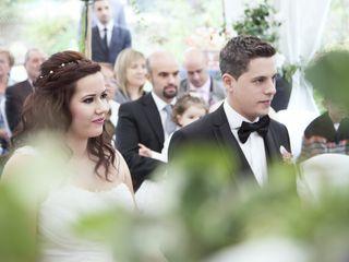 La boda de Zuriñe y Rubén