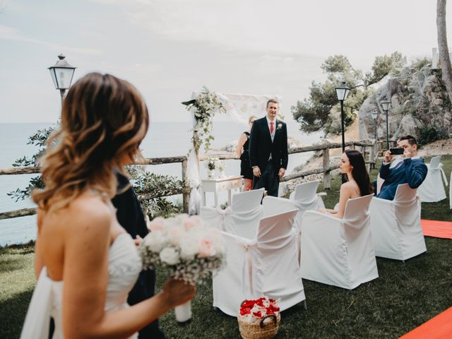 La boda de Manuel y Mar en Platja D'aro, Girona 21