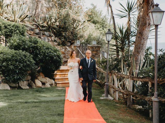 La boda de Manuel y Mar en Platja D'aro, Girona 22