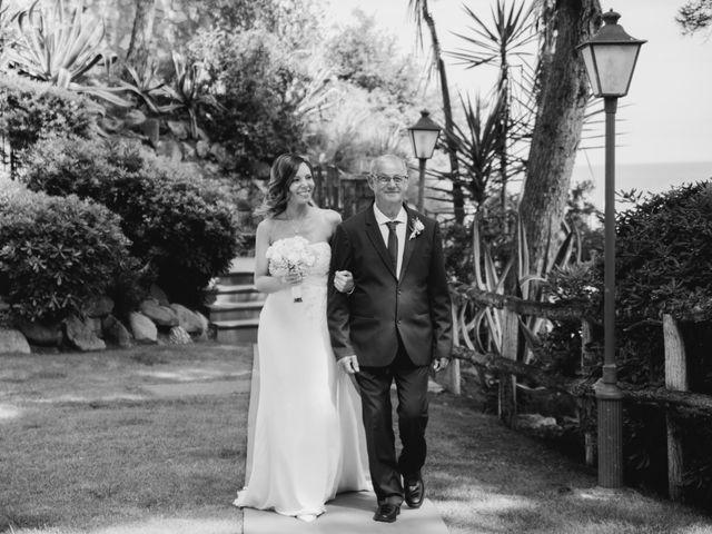 La boda de Manuel y Mar en Platja D'aro, Girona 23