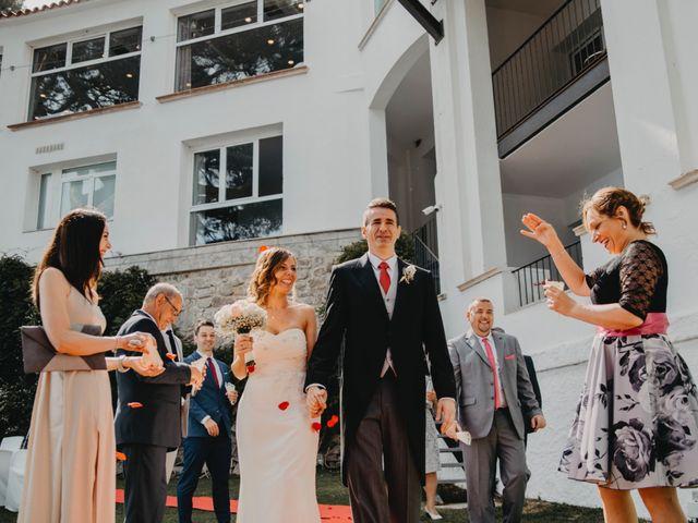 La boda de Manuel y Mar en Platja D'aro, Girona 28