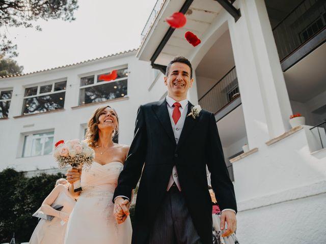 La boda de Manuel y Mar en Platja D'aro, Girona 1