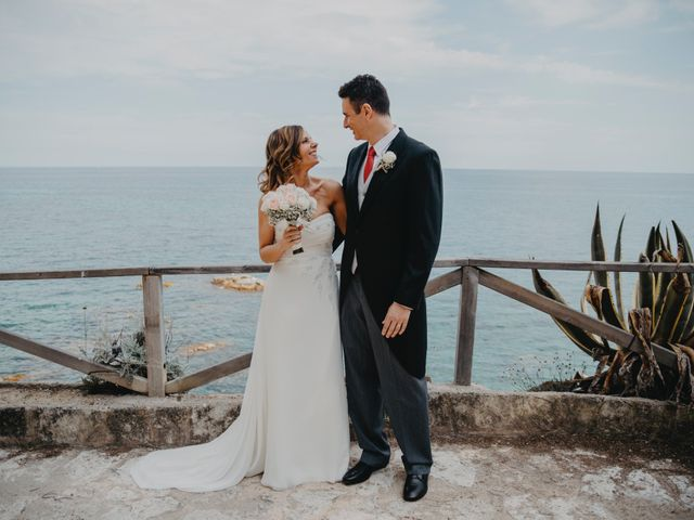 La boda de Manuel y Mar en Platja D'aro, Girona 29