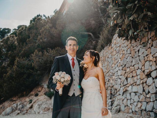 La boda de Manuel y Mar en Platja D'aro, Girona 39