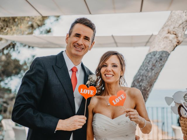 La boda de Manuel y Mar en Platja D'aro, Girona 43