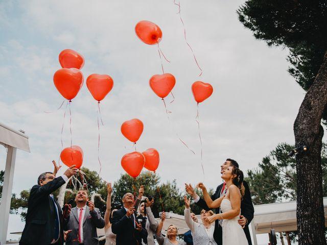 La boda de Manuel y Mar en Platja D'aro, Girona 44