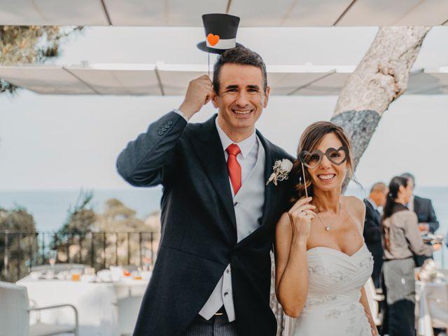 La boda de Manuel y Mar en Platja D'aro, Girona 45