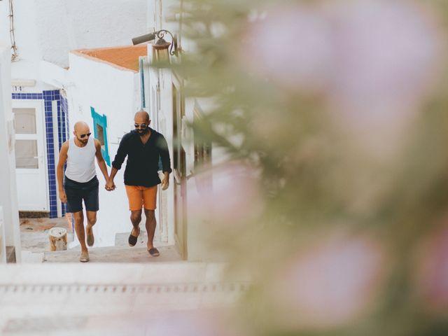 La boda de Perico y Airam en Tejeda, Las Palmas 7