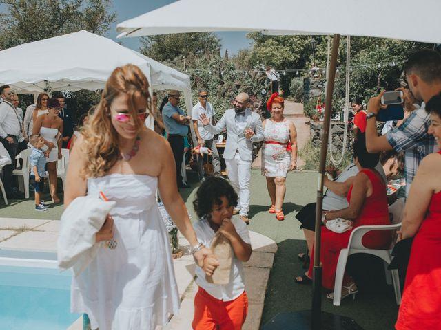 La boda de Perico y Airam en Tejeda, Las Palmas 19