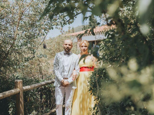 La boda de Perico y Airam en Tejeda, Las Palmas 20