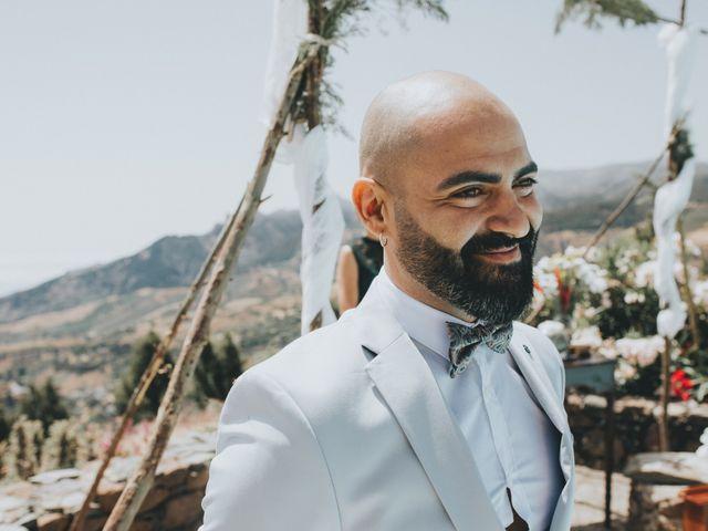 La boda de Perico y Airam en Tejeda, Las Palmas 21