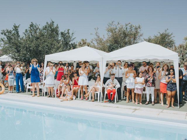 La boda de Perico y Airam en Tejeda, Las Palmas 22