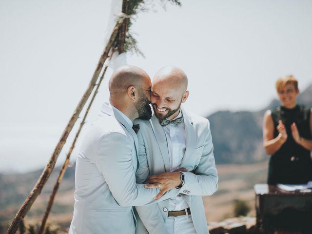 La boda de Perico y Airam en Tejeda, Las Palmas 23