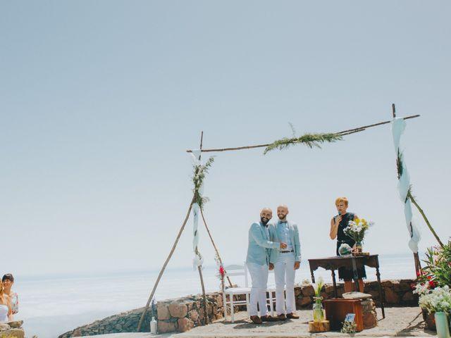 La boda de Perico y Airam en Tejeda, Las Palmas 24