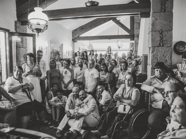 La boda de Perico y Airam en Tejeda, Las Palmas 28