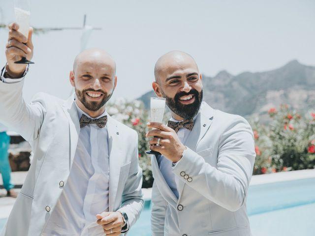La boda de Perico y Airam en Tejeda, Las Palmas 29